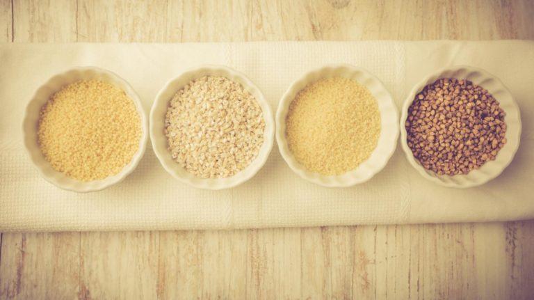 dietetyczne przepisy z kaszą jaglaną