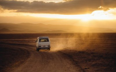 Jak najpoprawniej jechać do pracy czy na wakacje własnym środkiem lokomocji tak czy nie?
